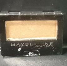 MAYBELLINE 60S THE GLO DOWN SINGLE EYESHADOW 0.08 oz / 2.3 g            ... - $4.85