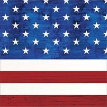 Patriotism Beverage Napkins, 48 Count - $13.73