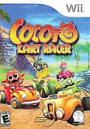 Cocoto Kart Racer Nintendo Wii [Used VG]
