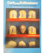Curb Your Enthusiasm: The Complete Fourth Season (DVD, 2005, 2-Disc Set) - $17.81