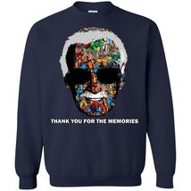 Thank You For The Memories Tee Shirt  - Inspired By Stan Lee Sweatshirt - Super image 5