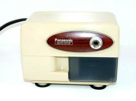 Vintage Panasonic Auto Stop Electric Pencil Sharpener KP310 - $39.37