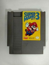 Super Mario Bros. 3 NES Video Game Cartridge Authentic Original Nintendo - $12.86