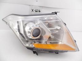 USED OEM HEAD LIGHT HEADLIGHT LAMP CADILLAC SRX HALOGEN 201-02016 scratc... - $94.05