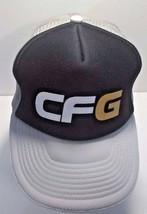 Nissun Hat Cap trucker Hat SnapBack Gray Black - $6.80