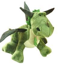 "Kids Plush Doll Green Dinosaur Plush Toy Ideas Stuffed Best Gift (L)9"" - $20.91"