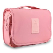 Goldwheat Women's Toiletry Bag Travel Cosmetic Bag Beauty Personal Care Tool Acc