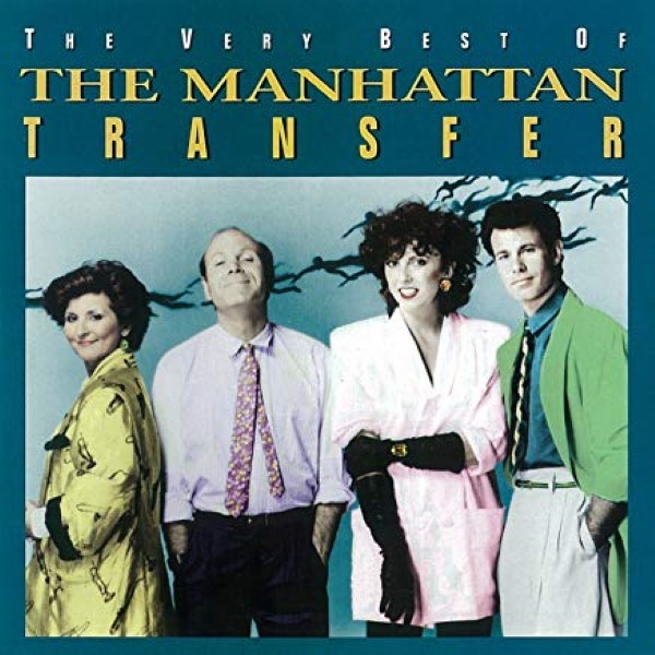The Very Best of the Manhattan Transfer Cd