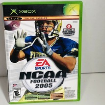 Microsoft Xbox NCAA Football 2005 - $10.29