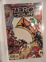 #2 Zero Hour 1994 DC Comics C691 - $3.33
