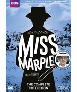 Miss Marple: The Complete Collection (DVD, 2015, 9-Disc Set) BBC Series - $20.89