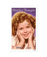 2016 47c Shirley Temple Black, Legends of Hollywood Scott 5060 Mint F/VF NH - $1.32