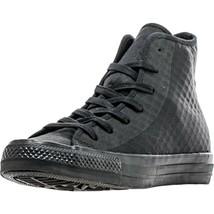 New Converse Chuck Taylor All Star Hi Fuse Grade School Shoes - Sz 4 - black image 2