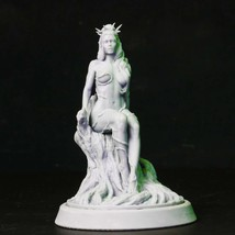 Nymph - Forest - 3D - Printed - Resin Miniature - Unpainted - 32 or 75mm - Dunge - $14.99