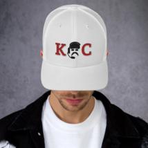 Kansas City Hat / Chiefs Hat / Andy Reid's Trucker Cap image 4