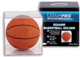 Basketball Ultra Pro Display Case Holder - $27.95