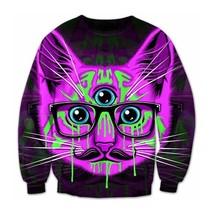 Royal King Wild Lion 3D Sweatshirt - $36.58