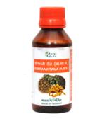 Patanjali Divya SOMRAAJI TAILA 100ML - skin diseases like eczema, gout, ... - $15.99+