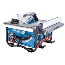 HERCULES 10 In. 15 Amp Compact Job Site Table Saw - $456.00
