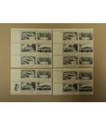 USPS Scott 2019-22 20c American Architecture Lot of 4 Plate Block Mint NH - $15.86