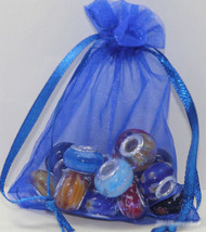 AAA6: 12.5cm x 18cm Organza Bags Wedding Favor Gift Candy Drawstring Bag... - $7.98