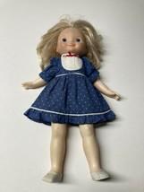 "Fisher Price Vintage 1981 15"" Blonde Doll No# 215  - $9.89"