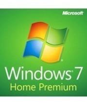 Windows 7 home premium 32/64 BITS- OEM Product key code - $15.99