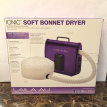 Dryer Hair Ion Infused Airflow Dry Quick Travel Case Compact Bonnet Tool... - $69.25