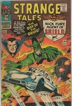Strange Tales #144 ORIGINAL Vintage 1966 Marvel Comics Nick Fury SHIELD - $49.49