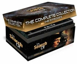 In Search Of Complete 146 Episodes Leonard Nimoy Collection DVD Set Seri... - $79.19