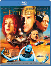 Fifth Element (Blu-ray/Ws 2.35 A/Pcm 5.1/Eng-Ch-Ja-Po-Sp-Th-Sub/Fr-Both)