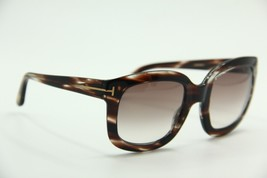 NEW TOM FORD TF 279 49F CHRISTOPHE GRADIENT AUTHENTIC SUNGLASSES 53-23 W... - $246.05