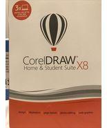 Corel Draw X8 Home & Student Suite - $215.00