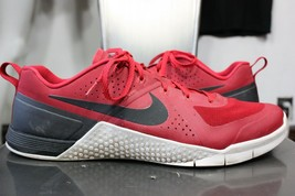 Nike metcon Flywire 14 running red sneaker shoes cross-fit training 7046... - $40.00