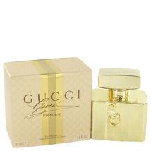 Gucci Premiere Perfume 1.6 Oz Eau De Parfum Spray image 1