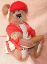 Yogi Boyds Bears Baseball Bat Bear 6 inch - $10.89