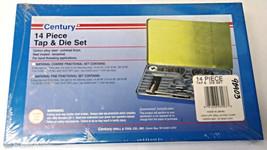 Century 98903 14 Piece Tap & Die Set - National Fine Fractional Set - $29.70