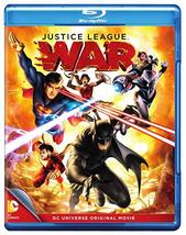 DCU Justice League: War (Blu-ray + DVD)