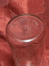 TWO VINTAGE Hygeia Glass Baby Bottles by Ball Jar Company image 4