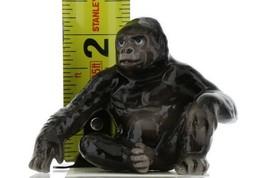 Hagen Renaker Miniature Gorilla Ceramic Figurine image 2