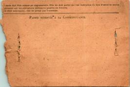 Vtg Postale Guerre Mondiale 1 WW1 Correspondance Des Armees de La Républ... - $11.93