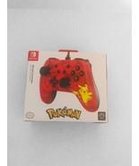 PowerA - Pokemon Pikachu - Wired Game Controller - Nintendo Switch - New - $22.99