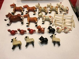 Vintage Fisher Price Little People Lot        ( Inv # 00124 ) - $35.00