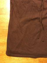 Xhilaration Girl's Brown Halter Top Shirt / Blouse Size: Large 10/12 image 5