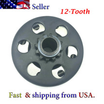 """Go kart 212cc Centrifugal  Clutch 3/4"""" Bore 12-Tooth #35 Chain For comet 6.5HP - $87.07"""