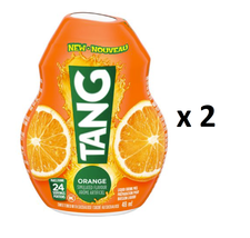 Tang Orange Liquid Drink Mix (48 mL) - Pack of 2 - $19.17