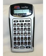 talking auto pilot W/AAA Talking road navigator Model # 755 - $8.90