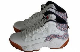 Mens FILA MB 'JAMAL MASHBURN' Haze Athletic Shoe Fashionable Basketball ... - $77.90