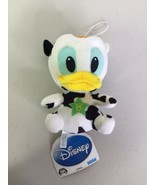RARE Disney Donald Duck Cow Sega Fun Fan Amuse Jamma Plush Stuffed Doll ... - $33.65