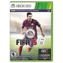 FIFA 15 - Xbox 360 Disc Standard *USED* - $5.99